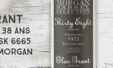 Glen Grant Thirty-Eight - 1973/2012 - 38yo - 53,2 % - Cask 6665 - Wilson & Morgan