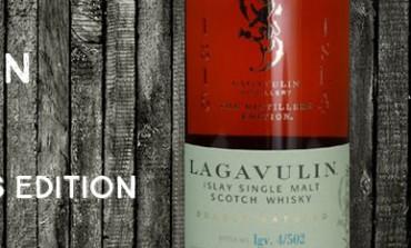Lagavulin - 1997/2013 - 43 % - OB - Distiller's Edition