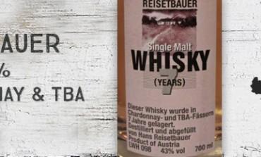 Reisetbauer 7yo - Chardonnay & TBA Casks - 43%