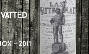 The Last Vatted Malt - 53,7 % - Compass Box - 2011