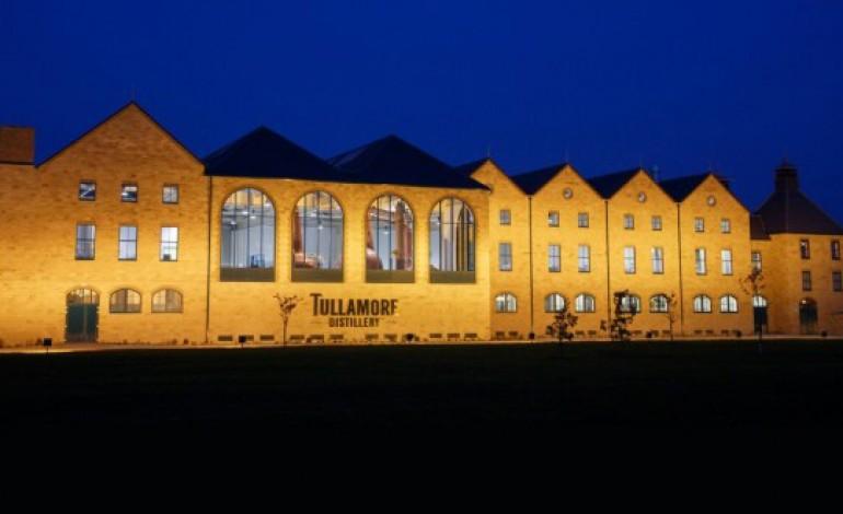 Tullamore Dew: une nouvelle distillerie pour un retour aux origines