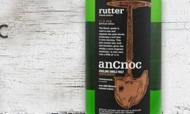 An Cnoc - Rutter - 46 % - OB Peated - 2014