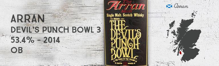 Arran – The Devil's Punch Bowl Chapter 3 – 53,4 % – OB