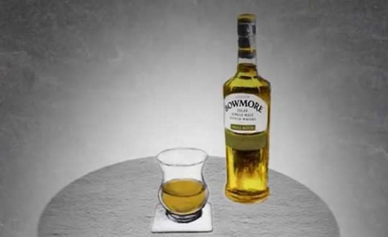 Bowmore Small Batch: Un nouveau 40% qui sent le bourbon cask