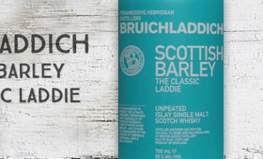 Bruichladdich - Scottish Barley - The Classic Laddie - 50% - OB - 2013