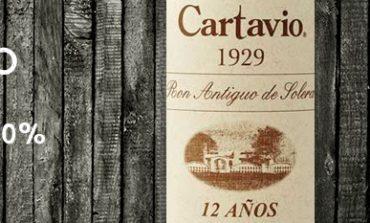 Cartavio - 12yo - Solera - Perou - 40% - OB