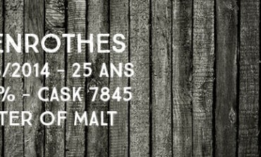 Glenrothes - 1988/2014 - 25yo - 54,2 % - Cask 7845 - Master of Malt