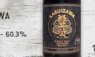 Karuizawa - 1981/2013 - Cask 6056 -  60,3% - Number One Drinks Ltd for The Whisky Exchange