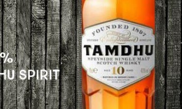 Tamdhu - 10yo - 43 % - OB The Can Dhu Spirit