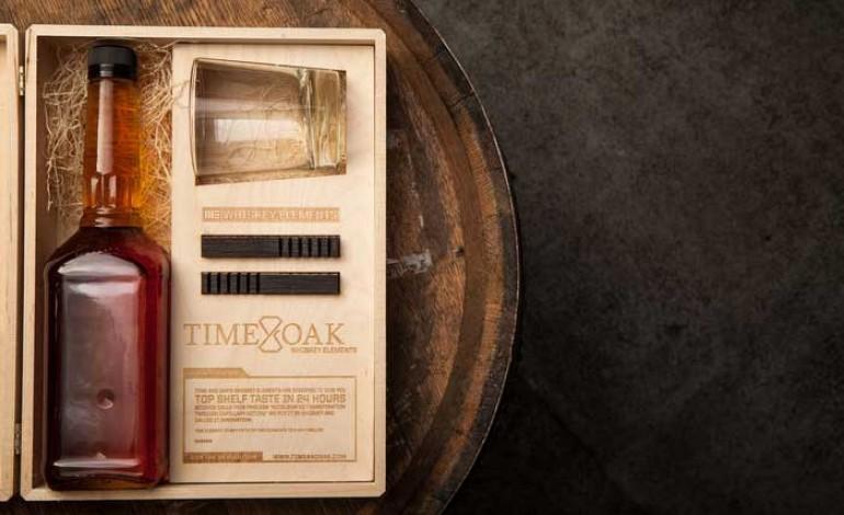 Time & Oak et le whiskey: Un stick en chêne, 24 heures en bouteille et 3 ans de gagnés?
