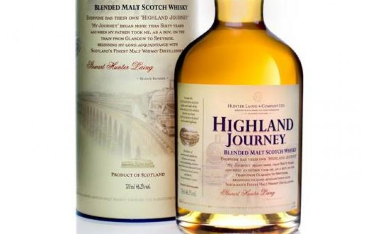 Highland Journey: Hunter Laing voyage sur les terres du blended malt