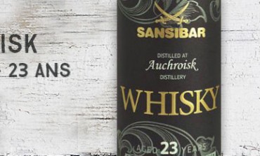 Auchroisk - 1990/2013 - 23yo - 49,8% - Sansibar