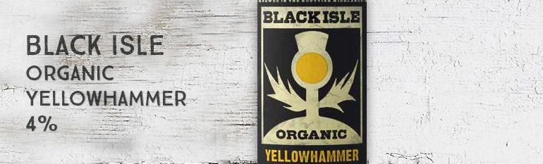 Black Isle – Organic  Yellowhammer – 4 %