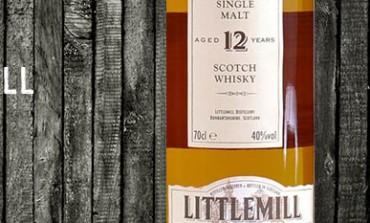 Littlemill - 12yo - 40% - OB