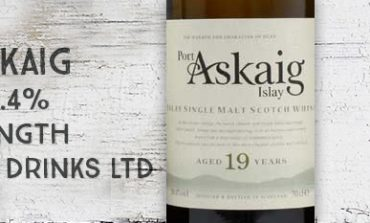 Port Askaig - 19yo - Cask Strength - 50,4% - Speciality Drinks Ltd