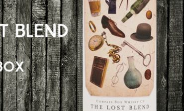 The lost blend - 46% - Compass Box - 2014