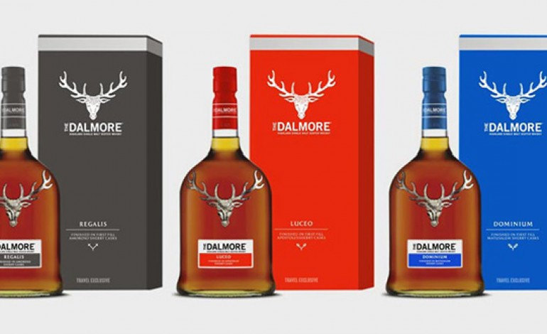 Dalmore The Fortuna Merita : Regalis, Luceo et Dominium pour le Travel Retail