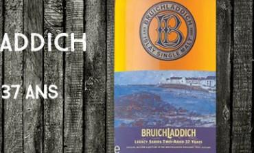 Bruichladdich - Legacy II - 1965/2003 - 37yo - 41,8% - OB