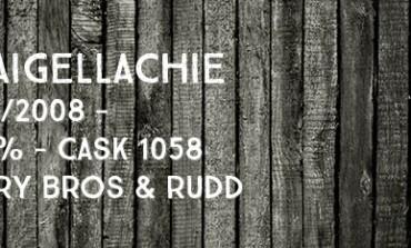 Craigellachie 1994/2008 - 57,4 % - Cask 1058 - Berry Bros & Rudd