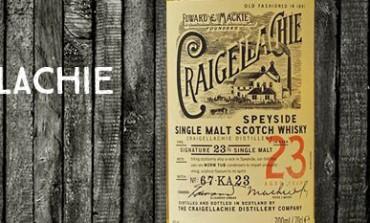 Craigellachie- 23yo - 46% - OB - 2014