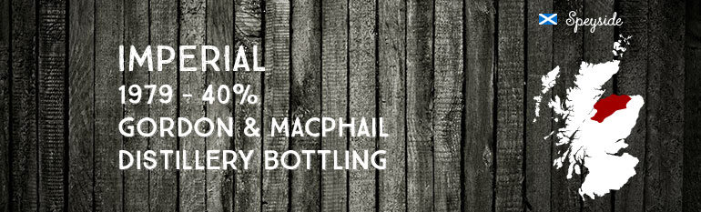 Imperial – 1979 – 40% – Gordon & MacPhail