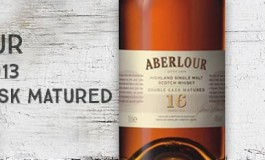 Aberlour 16 years old - 43% - OB - 2013