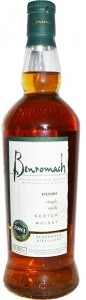 Benromach19812007OBcask1084-87