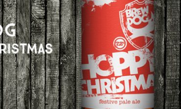 Brewdog - Hoppy Christmas - 7,2% - 2014