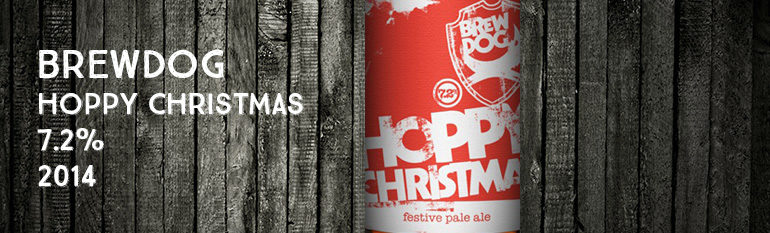 Brewdog – Hoppy Christmas – 7,2% – 2014