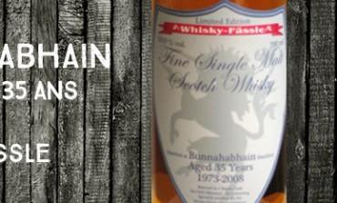 Bunnahabhain 1973/2008 – 35yo – 50% - Whisky-Fässle