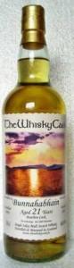 Bunnahabhain19912013Thewhiskycask