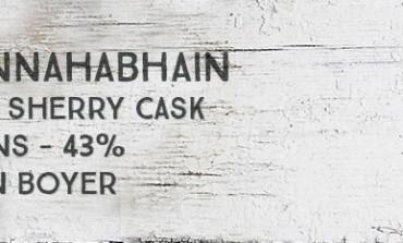 Bunnahabhain 10yo - 43% - JeanBoyerLePuits à Whisky