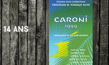 Caroni -1999/2013 - 14yo - 56% - Kintra -Trinidad & Tobago