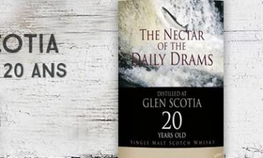 Glen Scotia 1991/2012 - 20yo - 51,5 % - DailyDram
