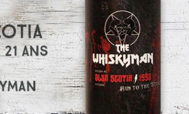 Glen Scotia - 1992/2014 - 21yo - 51,3% - The Whiskyman Run To The Stills