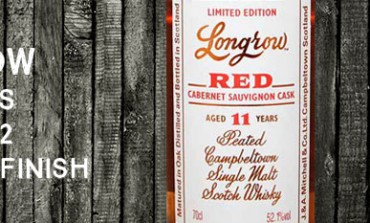 Longrow - Red - 11yo - 52,1 % - OB - 2012