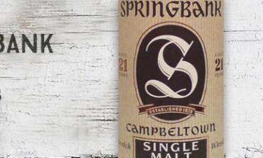 Springbank - 21 yo - 1998 - 46% - OB