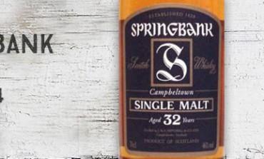 Springbank - 32 yo - 2004 - 46% - OB