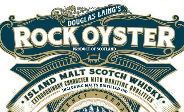 Rock Oyster : Douglas Laing pêche le Blended Malt près des Islands