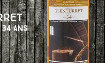 Glenturret - 1977/2012 - 34yo - 58,4% - Maltbarn