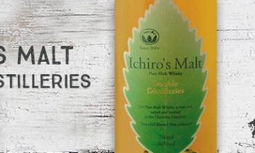 Ichiro's Malt - Double distilleries - 2010 - 46% - OB