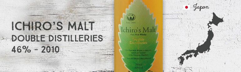 Ichiro's Malt – Double distilleries – 2010 – 46% – OB