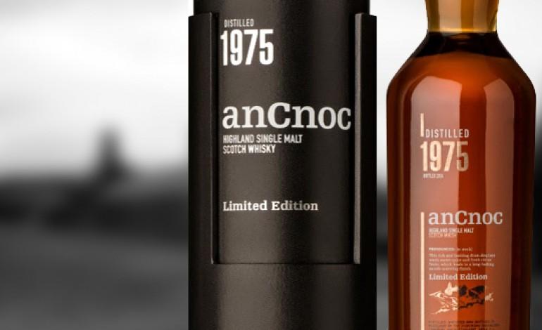AnCnoc 1975 : Un vieux small batch pour Knockdhu