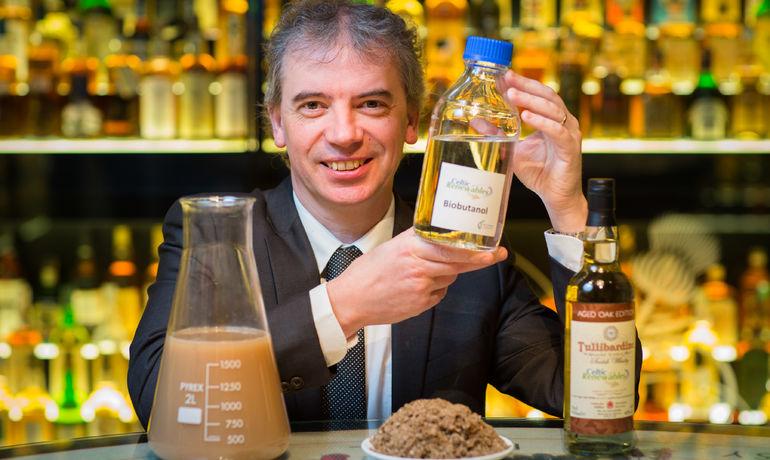 Martin Tangney et son Biobutanol