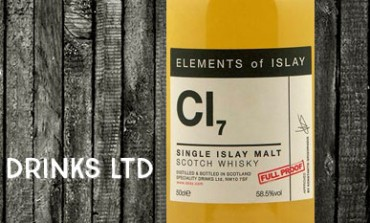 Caol Ila - CI7 - 2014 - Elements of Islay - Speciality drinks Ltd - 58,5%