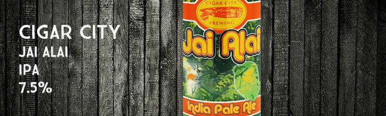Cigar City Brewing – Jai Alai – 7,5%