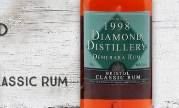 Diamond - 1998 - 40% - Bristol Classic Rum