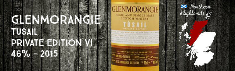Glenmorangie Tusail – Private Edition VI – 46% – 2015