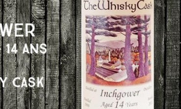 Inchgower - 1999/2013 - 14yo - 56,1% - The Whisky Cask