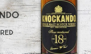Knockando -18yo - Slow Matured - 43% - 2014